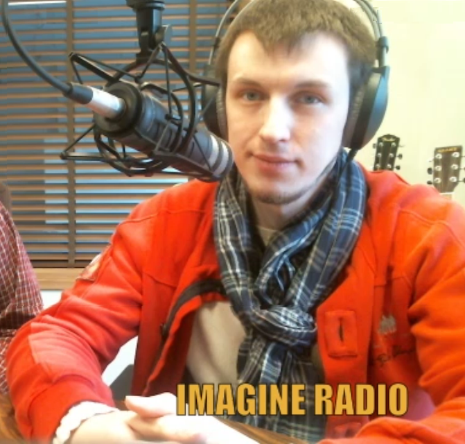 TEST AND DRIVE на Radio Imagine